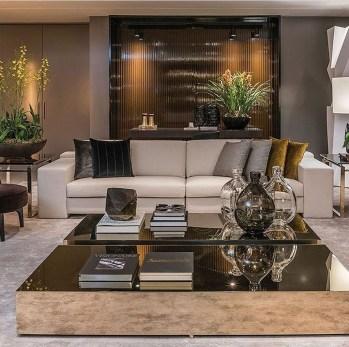 Luxurious And Elegant Living Room Design Ideas07