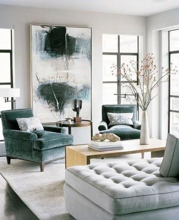 Luxurious And Elegant Living Room Design Ideas19