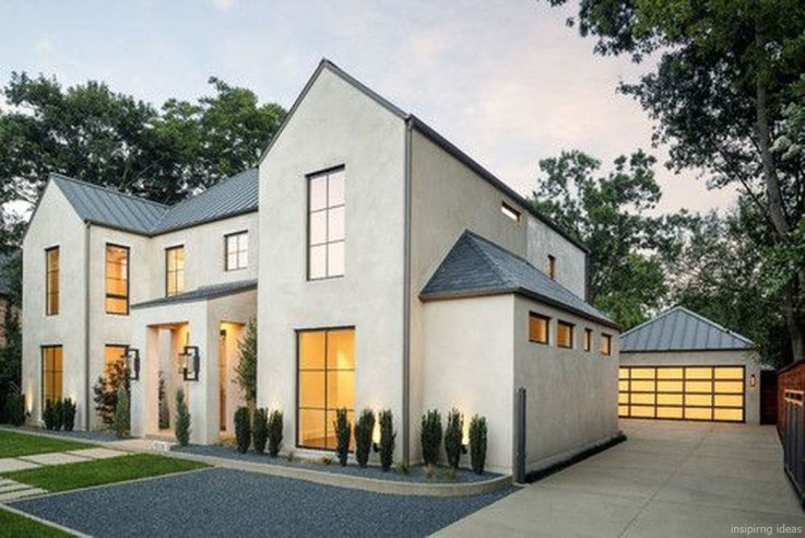 Marvelous Farmhouse Exterior Design Ideas07