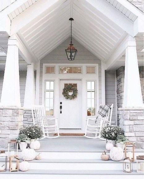Marvelous Farmhouse Exterior Design Ideas11