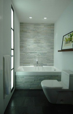 Simple Stone Bathroom Design Ideas11