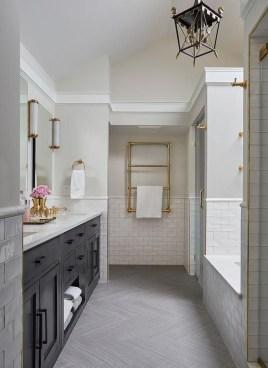Simple Stone Bathroom Design Ideas20