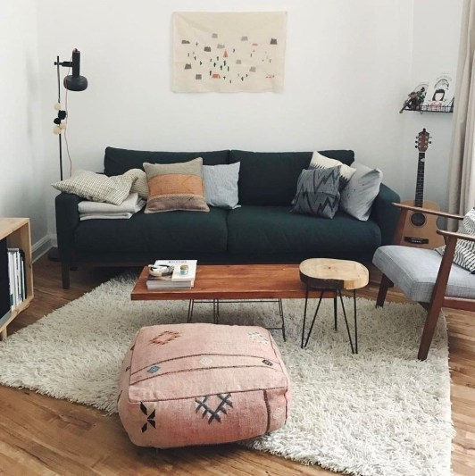 Smart Small Living Room Decor Ideas45
