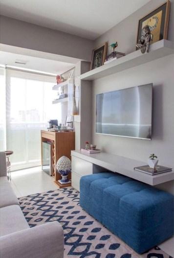Smart Small Living Room Decor Ideas49