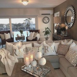 Stunning Cozy Living Room Design30
