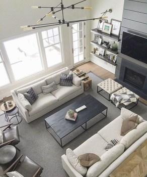 Stunning Cozy Living Room Design34