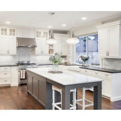 Stunning White Kitchen Ideas18