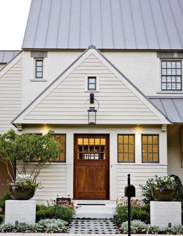 Top Modern Farmhouse Exterior Design17