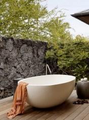 Amazing Outdoor Bathroom Design Ideas36