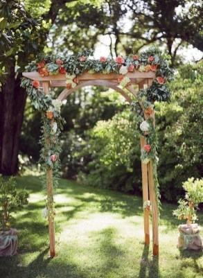Amazing Wedding Decor Inspiration For Outdoor Party18