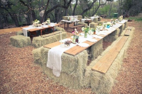 Amazing Wedding Decor Inspiration For Outdoor Party33