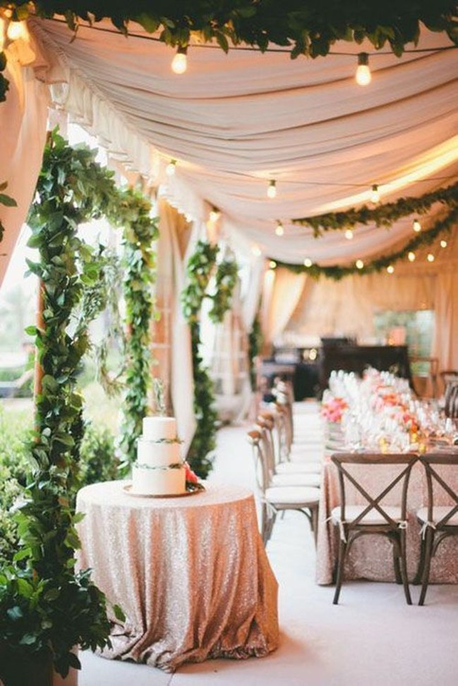 Amazing Wedding Decor Inspiration For Outdoor Party34