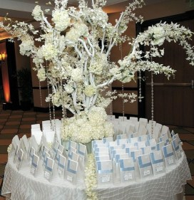 Awesome Winter Wonderland Wedding Decoration03