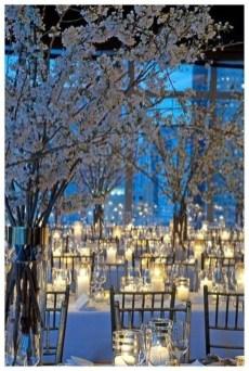 Awesome Winter Wonderland Wedding Decoration15