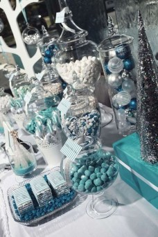 Awesome Winter Wonderland Wedding Decoration16