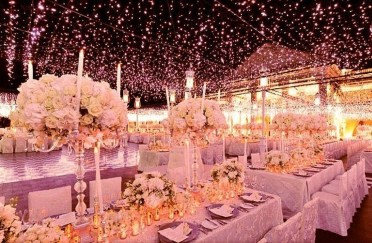 Awesome Winter Wonderland Wedding Decoration30