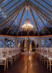 Awesome Winter Wonderland Wedding Decoration33