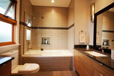 Bathroom Concept With Stunning Tiles18