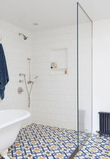 Bathroom Concept With Stunning Tiles30