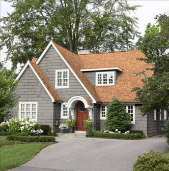 Best Exterior Paint Color Ideas Red Brick08