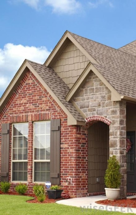 Best Exterior Paint Color Ideas Red Brick19