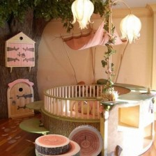 Cute And Cozy Bedroom Decor For Baby Girl03