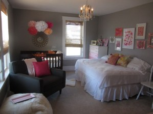 Cute And Cozy Bedroom Decor For Baby Girl04