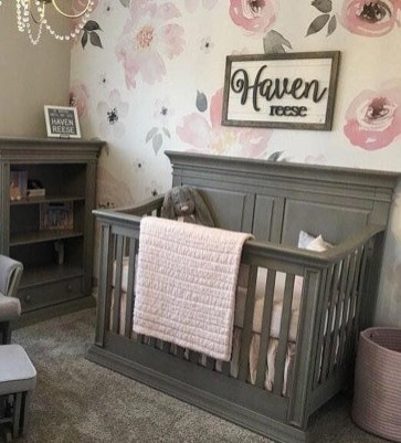 Cute And Cozy Bedroom Decor For Baby Girl24