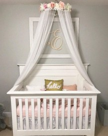 Cute And Cozy Bedroom Decor For Baby Girl38