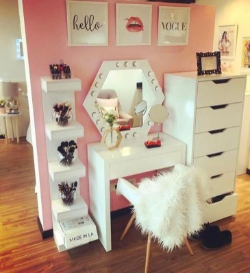 Dressing Table Ideas In Your Room07