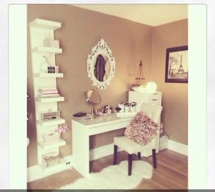 Dressing Table Ideas In Your Room27
