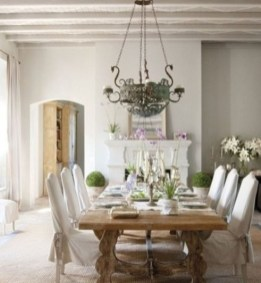Feminine Dining Room Design Ideas13