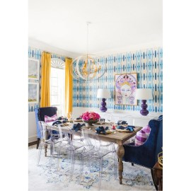 Feminine Dining Room Design Ideas21