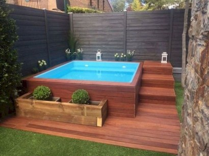 Landscaping Ideas For Backyard Swimming Pools05