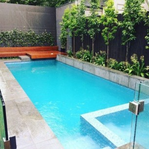 Landscaping Ideas For Backyard Swimming Pools18