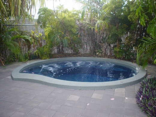 Landscaping Ideas For Backyard Swimming Pools39