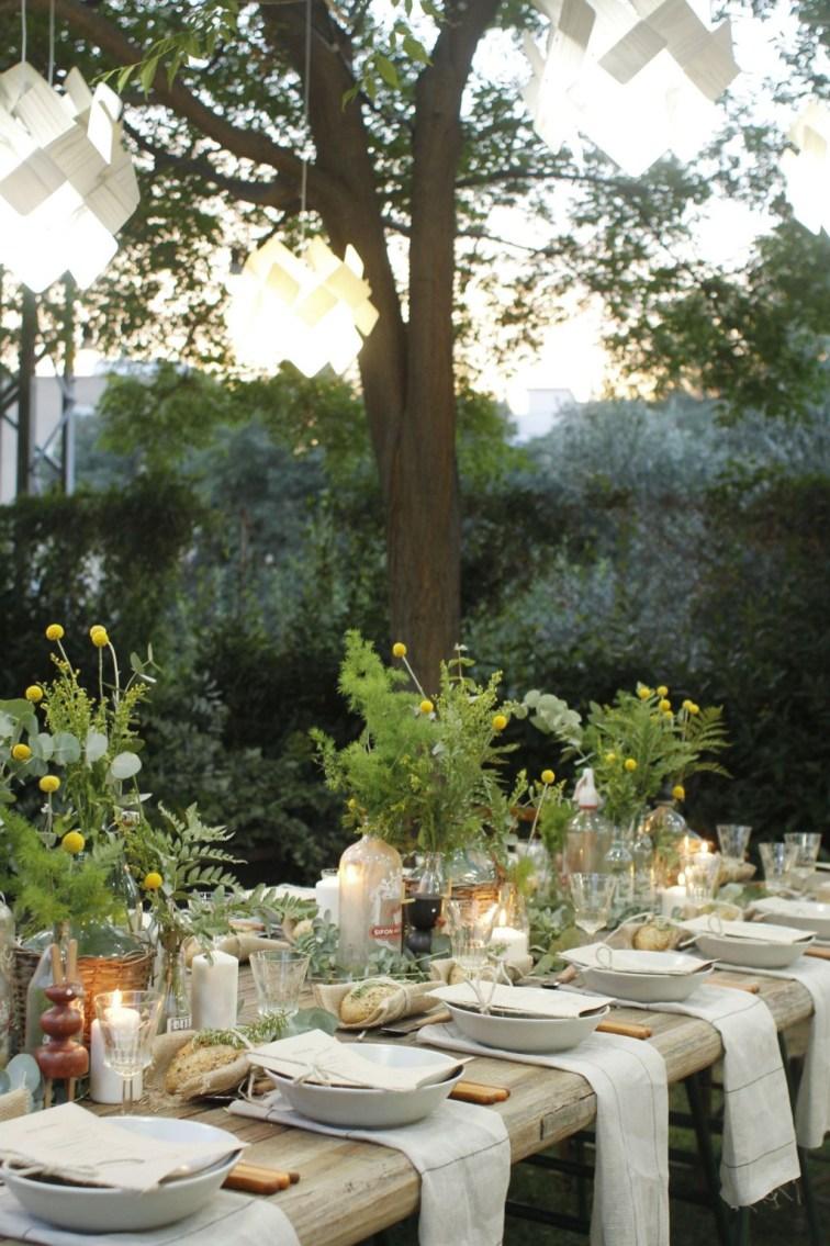 Lovely Dinner Table Design10