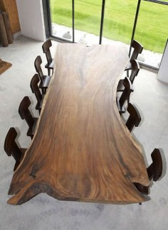 Lovely Dinner Table Design36