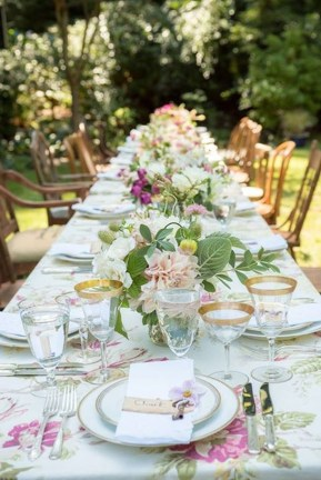 Luxury Wedding Decor Inspiration For Garden Party09