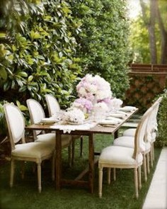 Luxury Wedding Decor Inspiration For Garden Party11