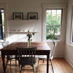 Simple Dining Room Design11
