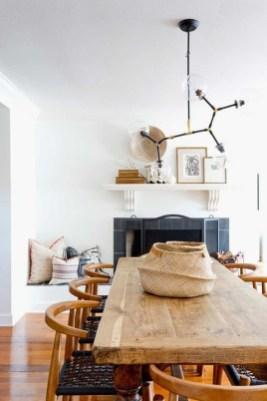 Simple Dining Room Design26