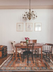 Simple Dining Room Design29