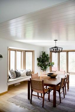 Simple Dining Room Design36