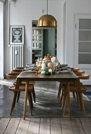 Simple Dining Room Design42