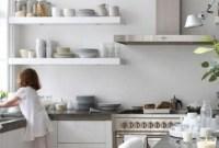 Smart Kitchen Open Shelves Ideas06