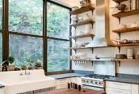 Smart Kitchen Open Shelves Ideas11