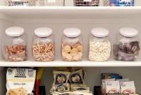 Smart Kitchen Open Shelves Ideas15