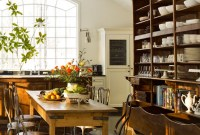 Smart Kitchen Open Shelves Ideas29