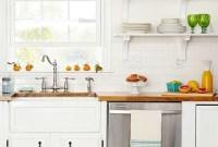 Smart Kitchen Open Shelves Ideas37
